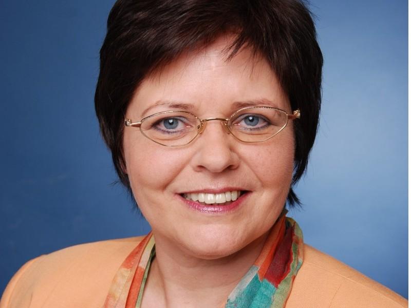 Beate Christ, verkehrspolitische Sprecherin der CDU-Fraktion Spandau