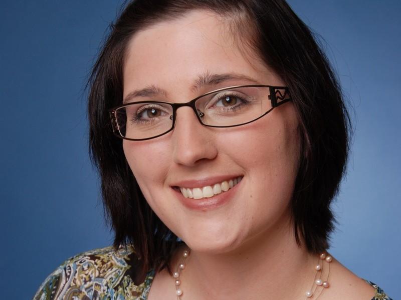 Janine Schneider, jugendpolitische Sprecherin der CDU-Fraktion